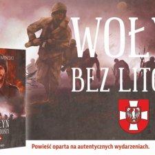 Książka Piotra Tymińskiego Wołyń-bez litości