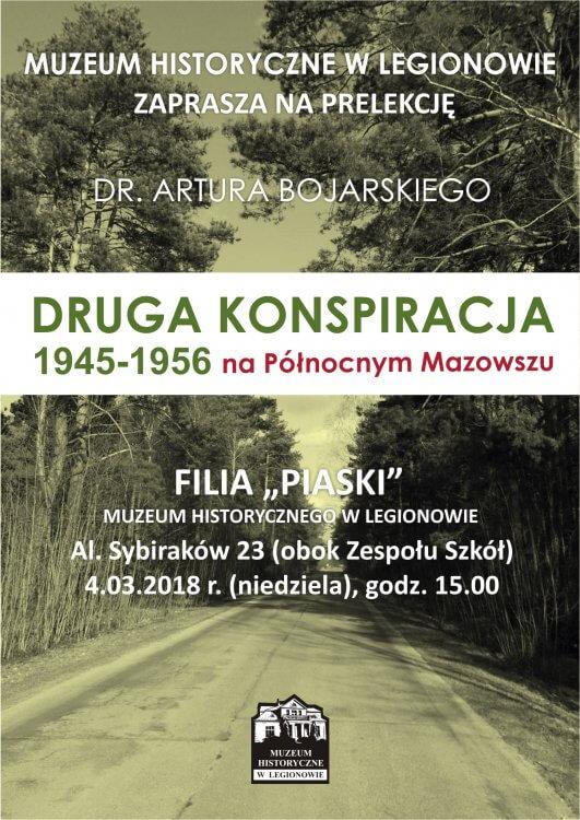 Druga konspiracja na Północnym Mazowszu (1945-1956)