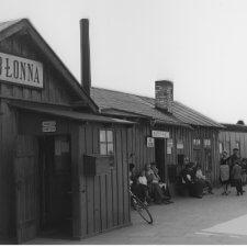 Stacja kolejki jabłonowskiej